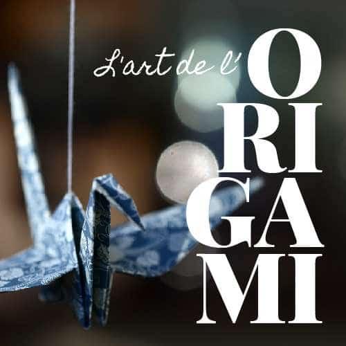 L'art de Origami