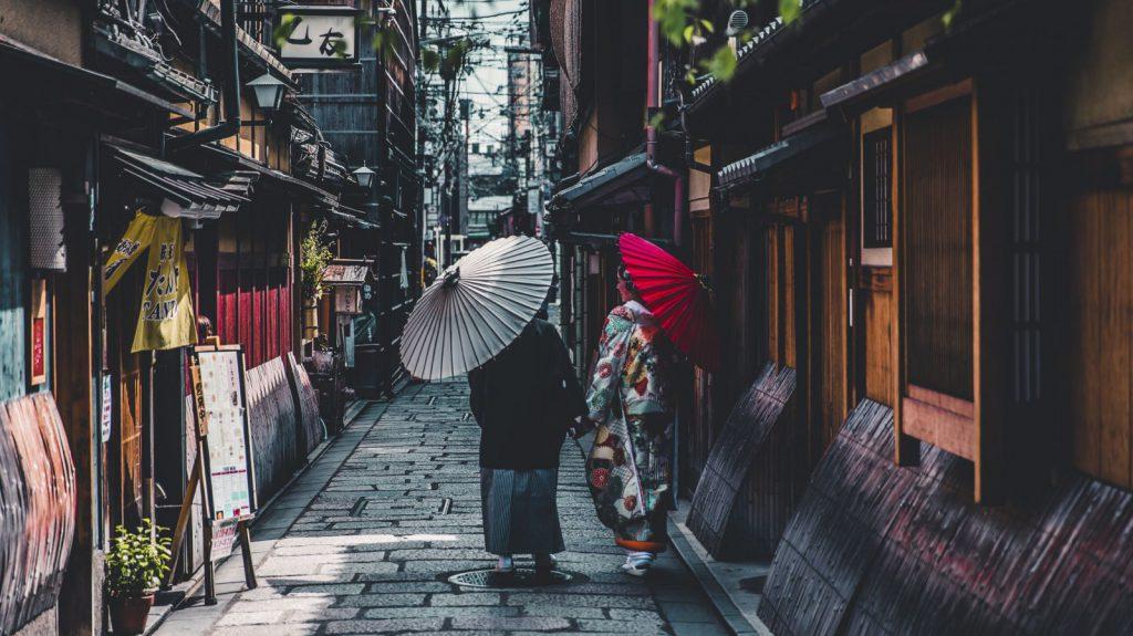 Japon exitique