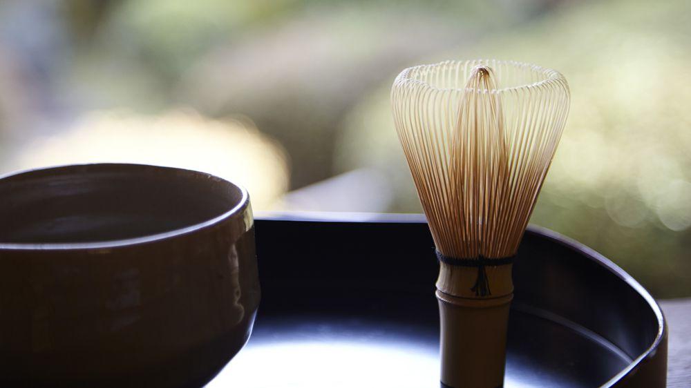 'art du thé au Japon