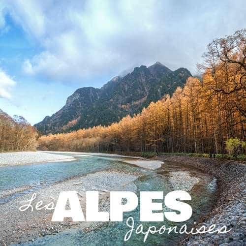 Découvrir les Alpes japonaises