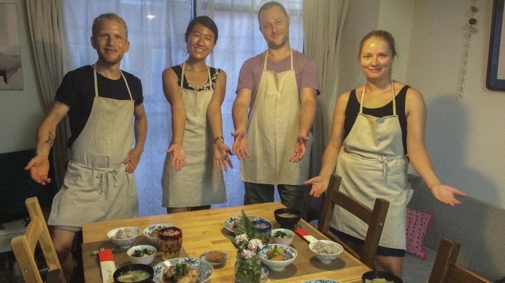 Bentos avec avec Au Fil du Japon, agencde voyage sur mesure au Japon