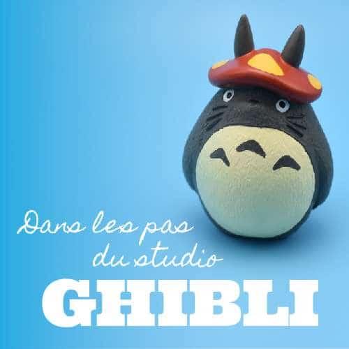 Dans les pas du studio Ghibli
