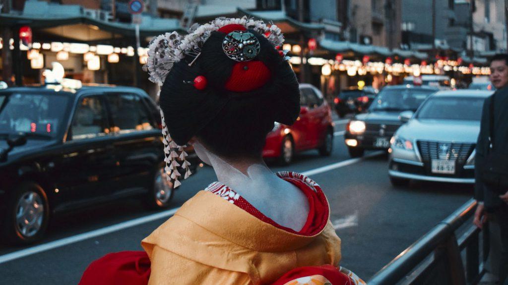 Maïko, avec Au Fil du Japon, agencde voyage sur mesure au Japon