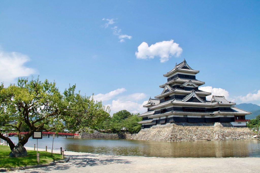 Palais impérial au Japon