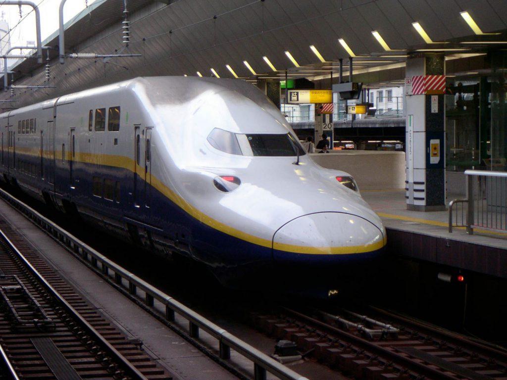 Thinkansen, le TGV japonais