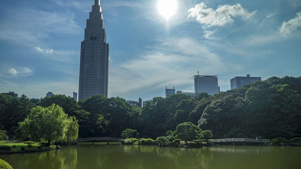 Tokyo capitale démeseurée avec Au Fil du Japon, agencde voyage sur mesure au Japon
