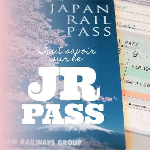 Tout savoir sur le JR Pass