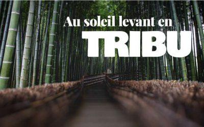 Au soleil levant en tribu
